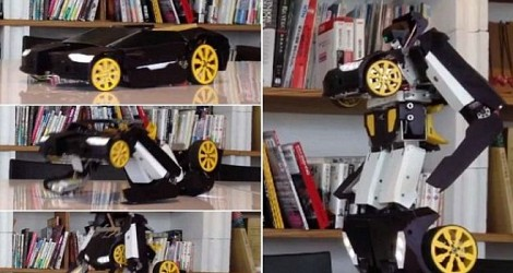 Robot Transform Versi 7.2